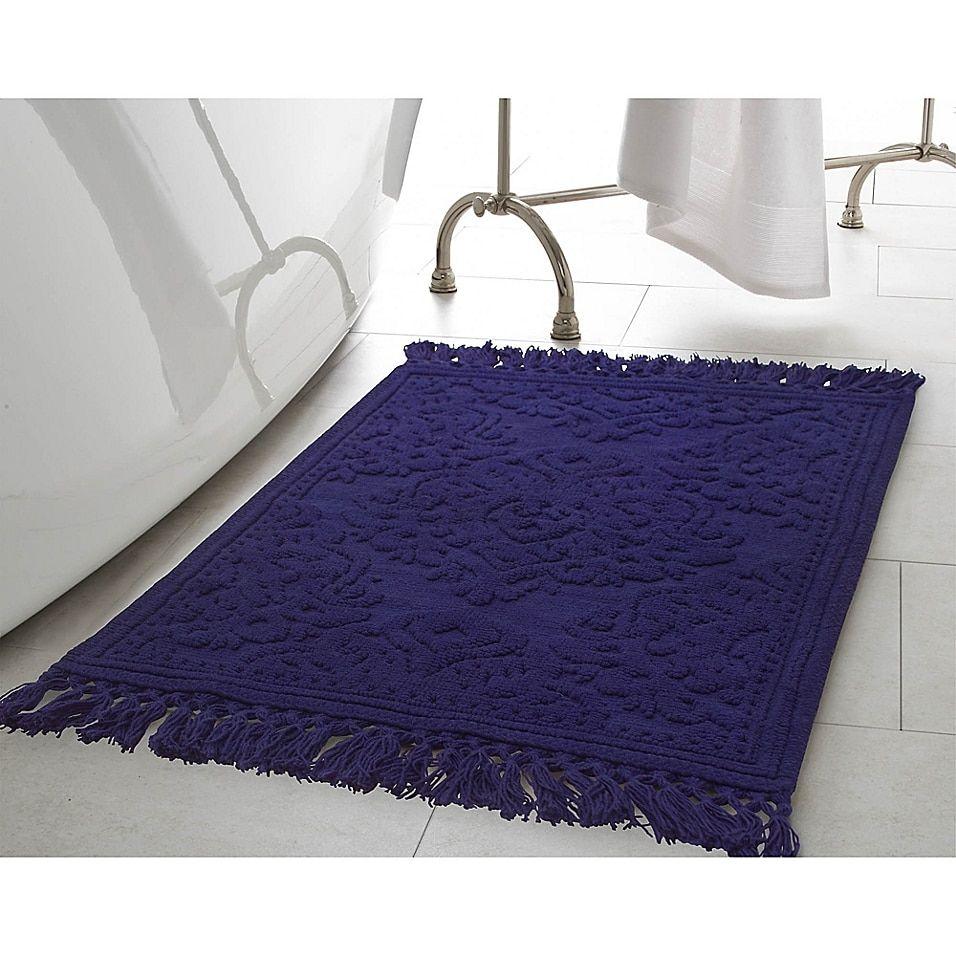 Ricardo Cotton Fringe Bath Rug Bed Bath Beyond Bath Rugs Sets Bath Rug Rug Sets [ 956 x 956 Pixel ]