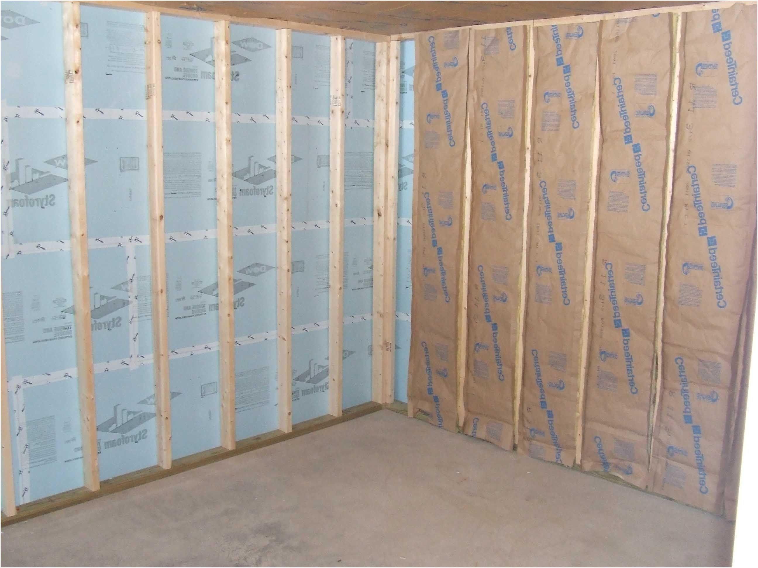 Best Methods For Insulating Basement Walls From How To Insulate Concrete Basement Walls Insulating Basement Walls Basement Insulation Basement Walls