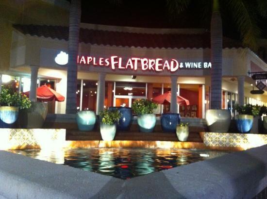 Naples Florida Restaurants Naples Flatbread Wine Bar