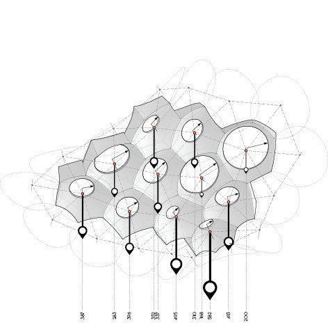 Aperture Sizing Diagram For Le Vote De Lefevre Architecture