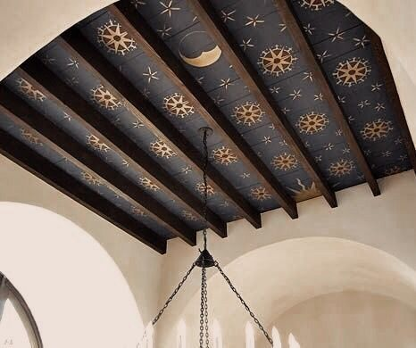 Pin By Erica Leigh On Aesthetic Bohemian Interior Design Star Ceiling House Design