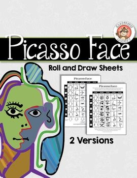 Photo of Pablo Picasso Portrait Drawing & Research Lesson