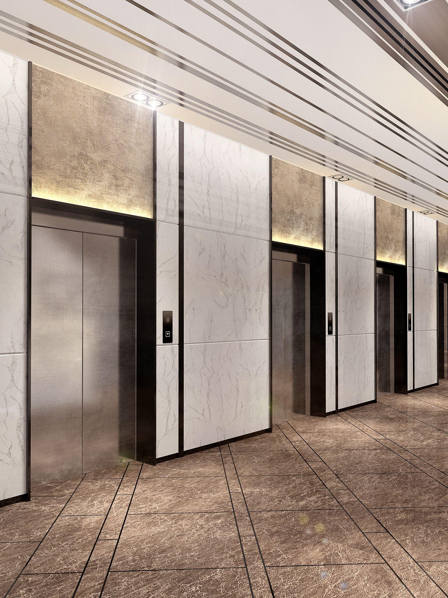 Pin by TIFFANY Sim on Lift Car & Lobby in 2019   Elevator ...