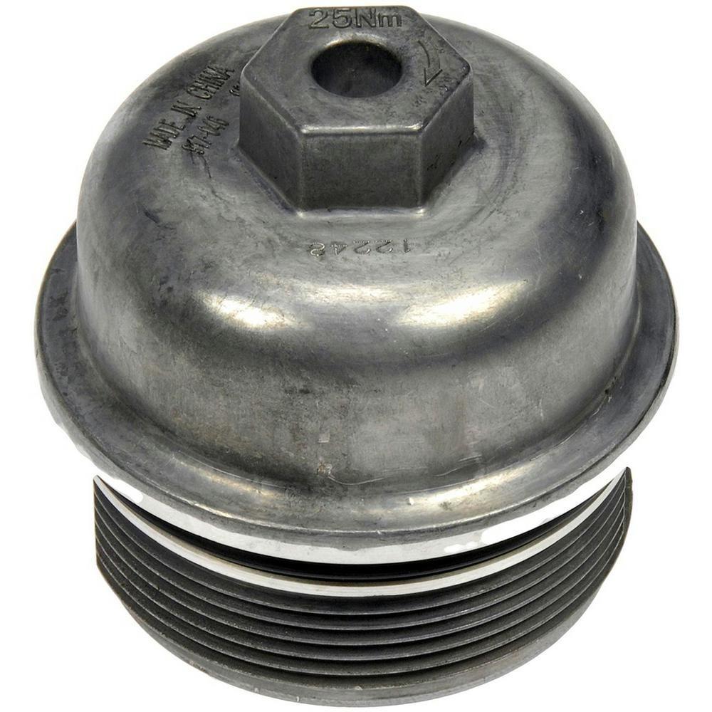 OE Solutions Oil Filter Cap - Aluminum-917-046