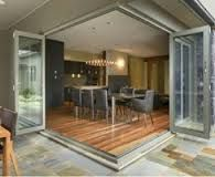 Bi Fold French Doors On Corners Google Search French Doors Interior Exterior Doors With Glass Bifold Doors