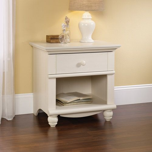 Home White Nightstand Furniture Bedroom Furniture