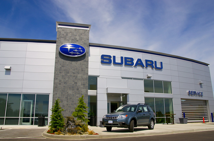 Subaru Dealership In Covington La Serving New Orleans Baldwin