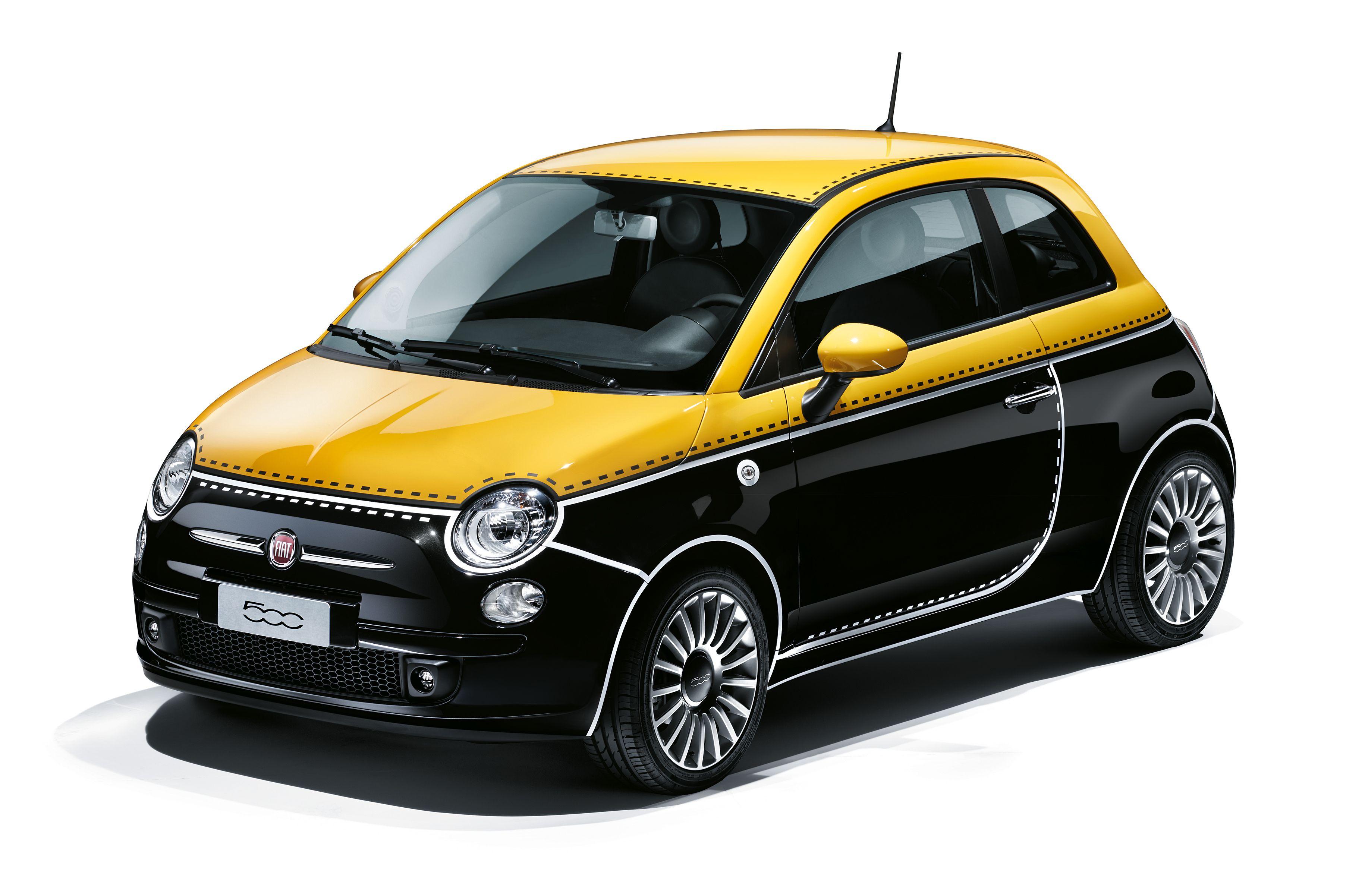 Weltpremiere In Paris Fiat 500 Ron Arad Edition Als Hommage An
