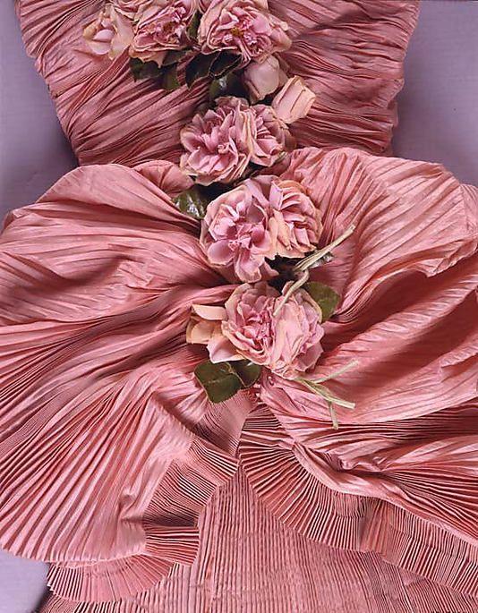 1948 Dress (Ball Gown), House of Balenciago (detail)