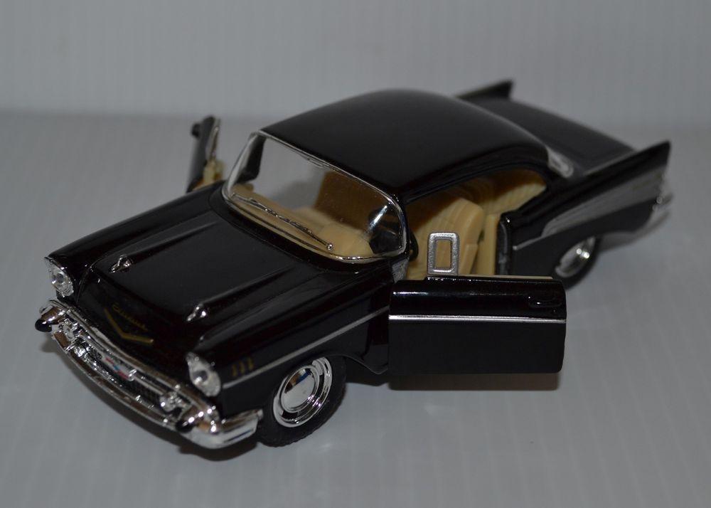 Details About Kinsmart 1957 Chevrolet Bel Air 140 Scale Rare