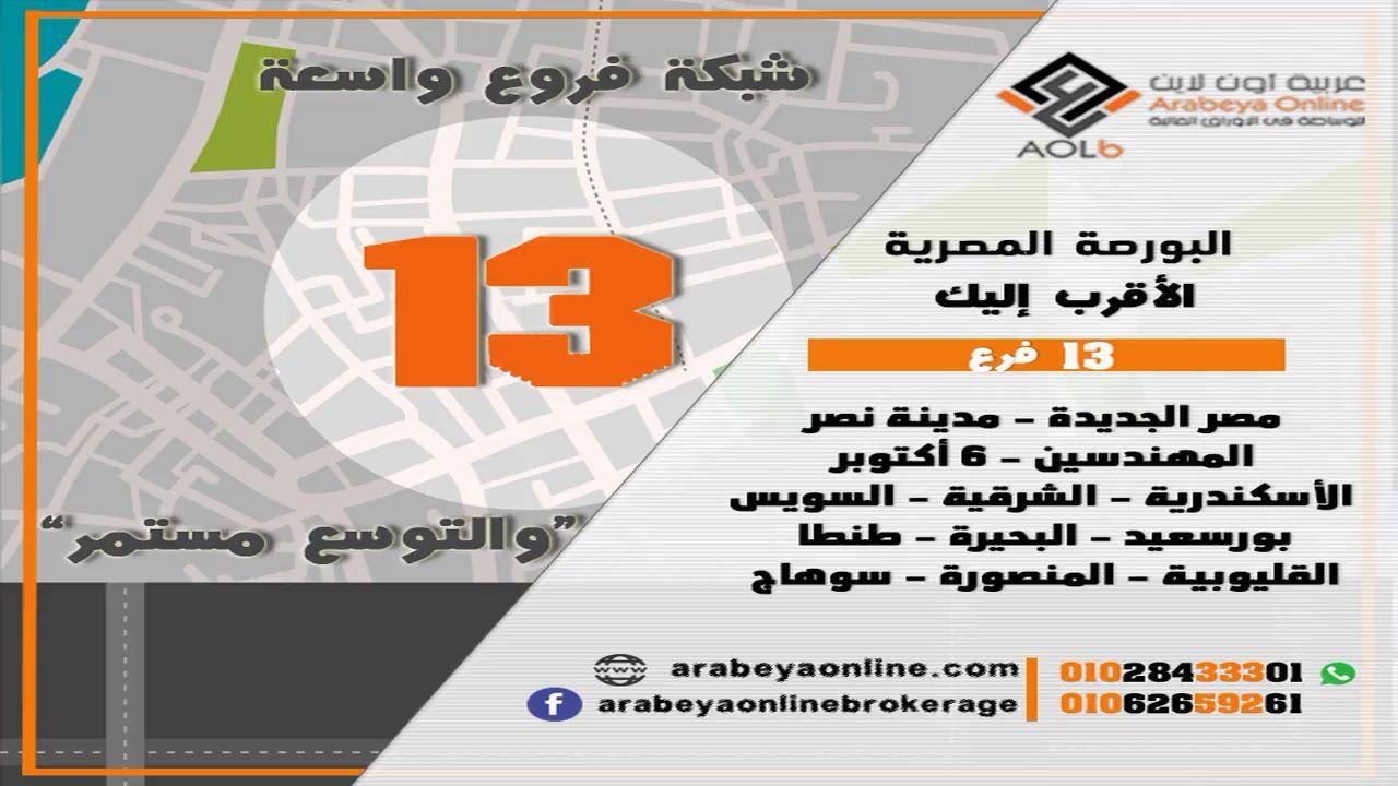 شركة عربية اون لاين للوساطة فى الاوراق المالية مصر الجديدة 01028433301 Chart Pie Chart