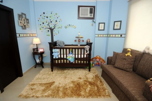Baby Boy Room By Winny Phillips