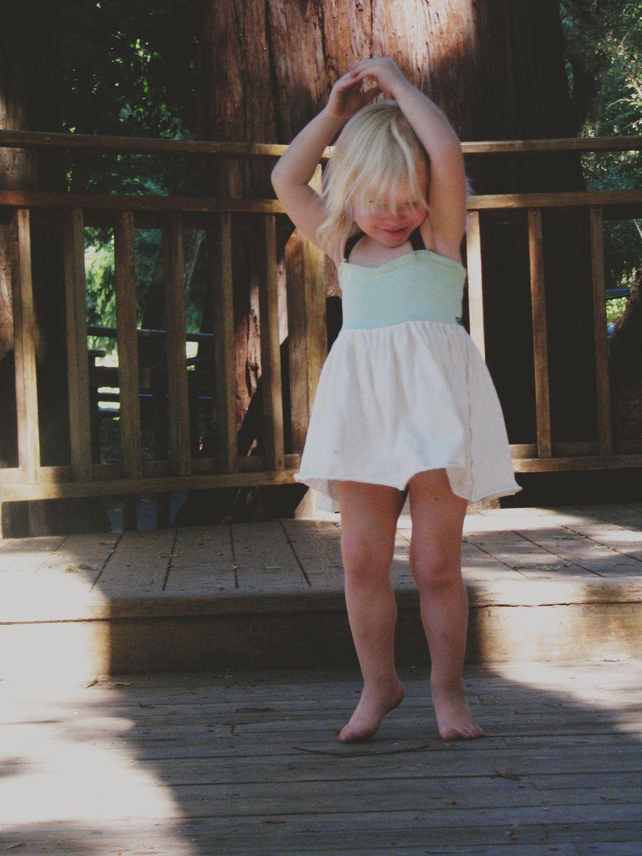 Minty Dress. $24.00, via Etsy.