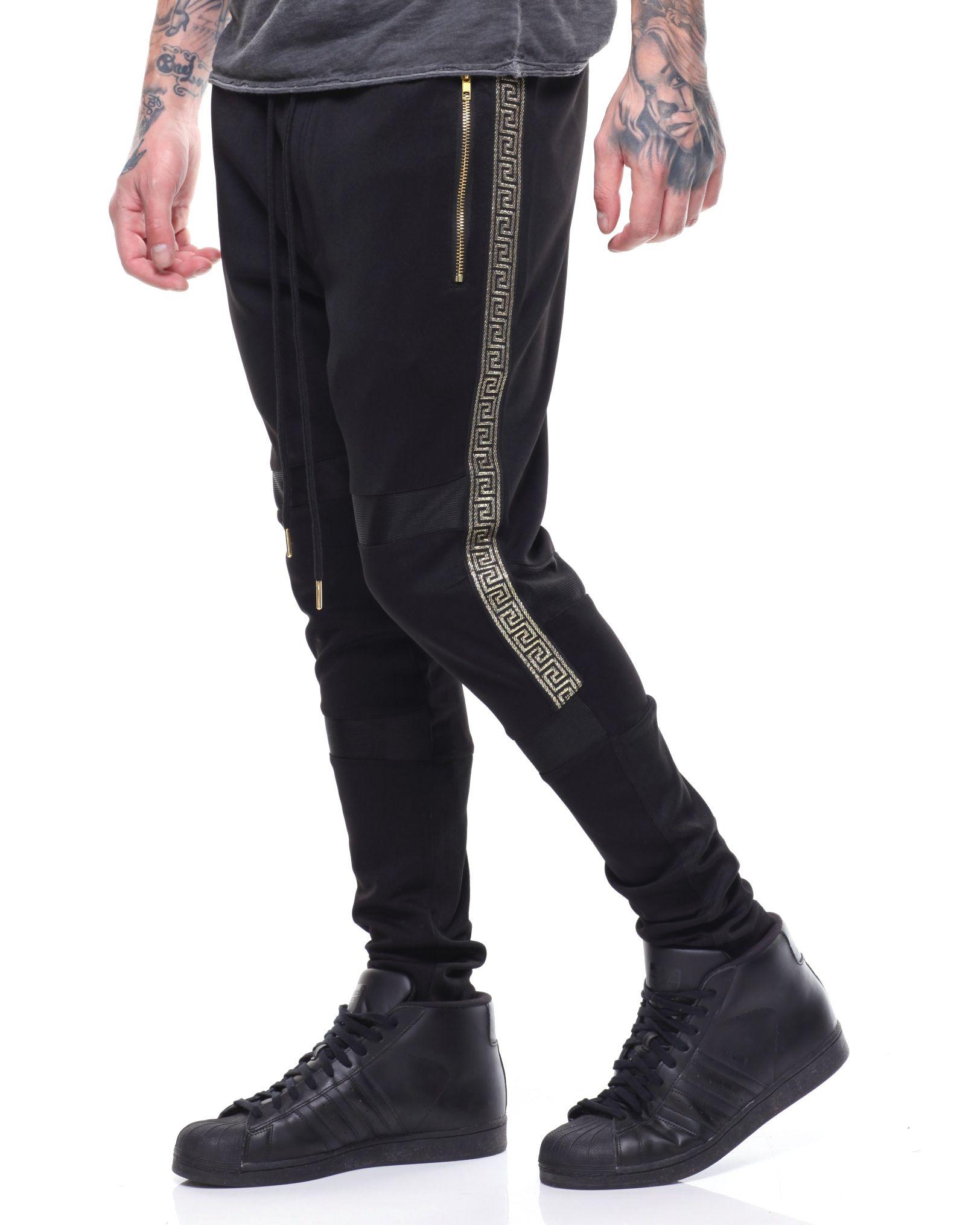 0d3fc6f977f46 GREEK KEY JOGGER Men's Jeans & Pants from Buyers Picks. Find Buyers Picks  fashion & more at DrJays.com