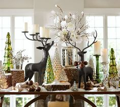 christmas decorating ideas for sofa table google search christmas decorations holiday decor holiday - Christmas Decorations For Sofa Table