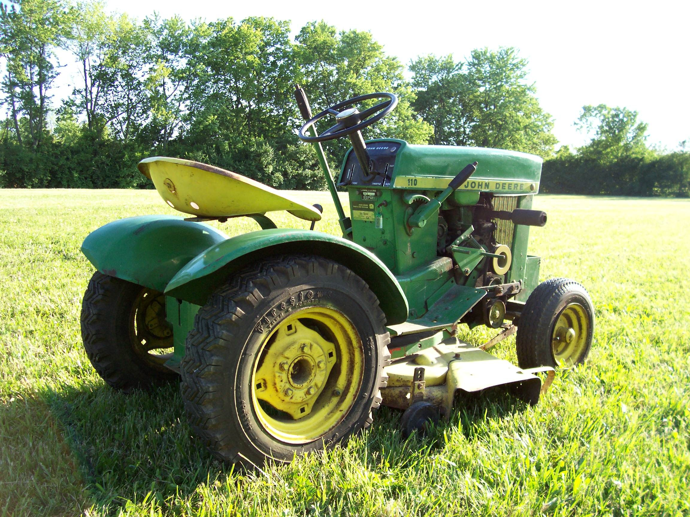 steer deck meter deere v all electronic kawasaki tractors injection john sn lawn wheel on and twin fuel garden