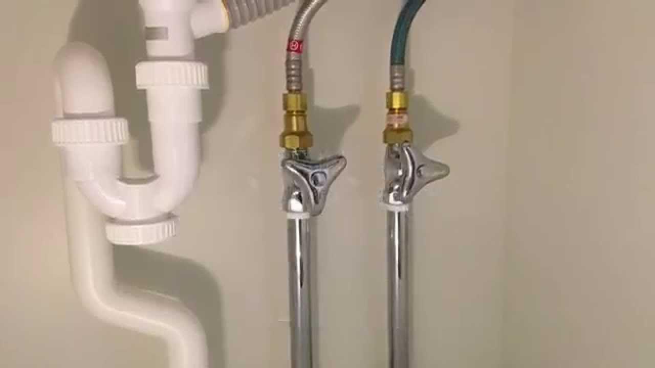 Toto洗面化粧台サクア止水栓の使い方 オリーブホーム 栃木県小山市