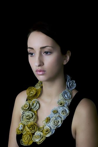 Lindsay Taylor Embroidered Art Accessories 11