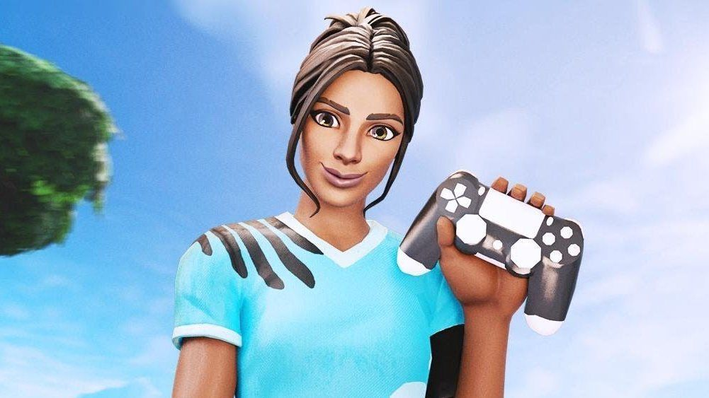 Fortnite Skins Holding Xbox Controller Xbox Controller Xbox Fortnite