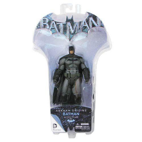 BATMAN ARKHAM ORIGINS SERIES 1 BATMAN ACTION FIGURE DC DIRECT TOYS