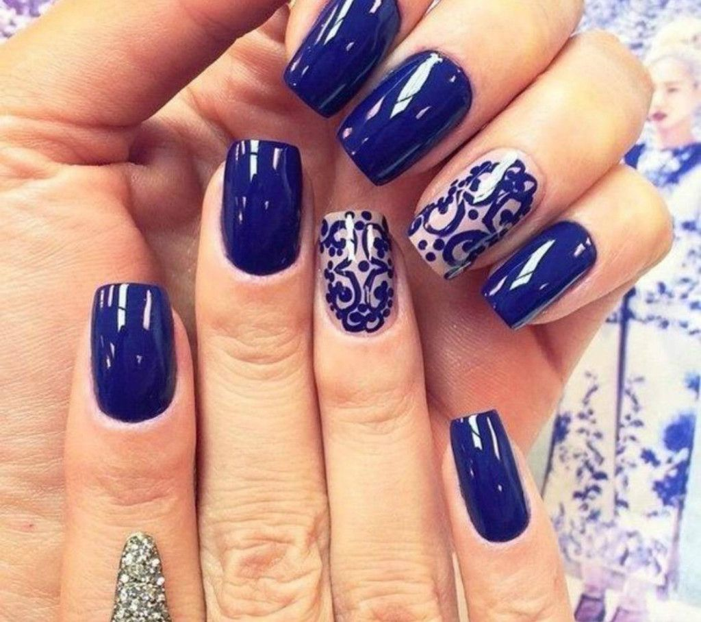 55 Stunning Nail Art & Designs 2016 | Formal nails, Manicure and ...