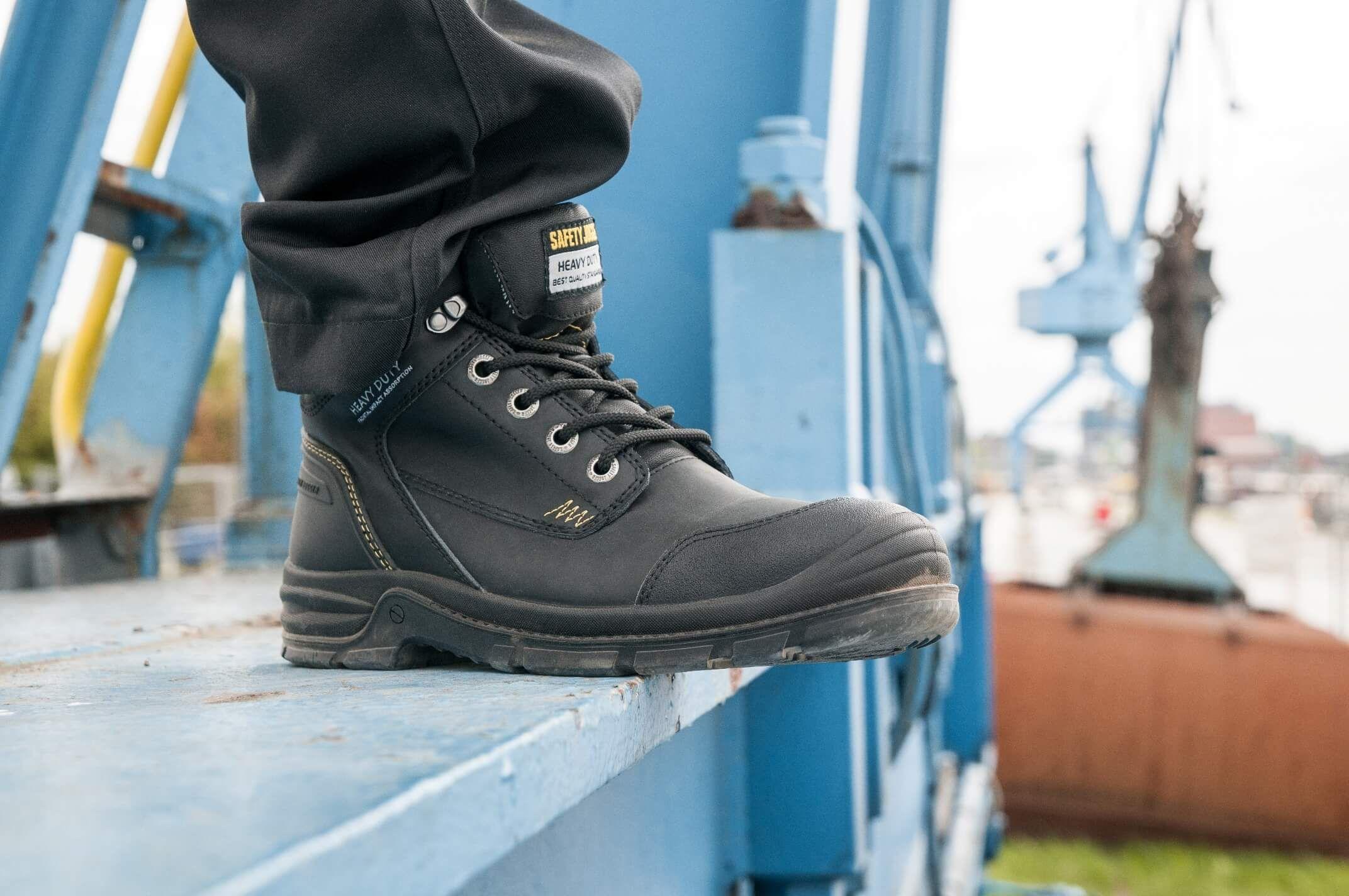 Choisir la meilleure chaussure de sécurité.Des chaussures