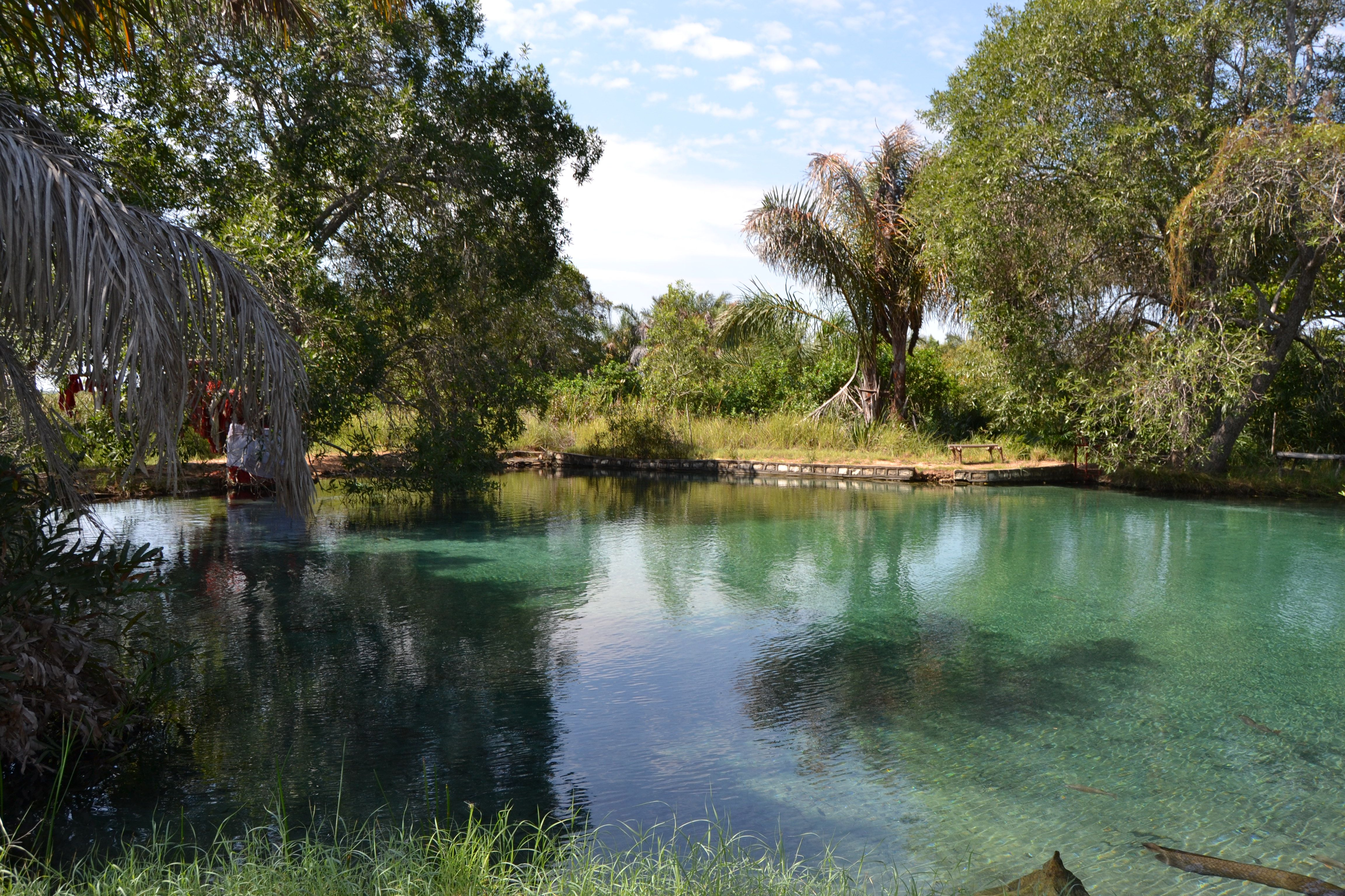 Lac Sacre Majunga Water Outdoor River