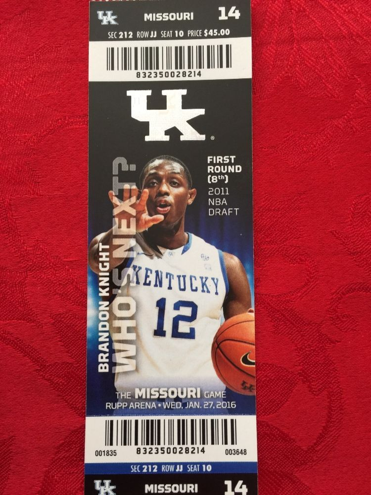Best 25+ Kentucky basketball tickets ideas on Pinterest
