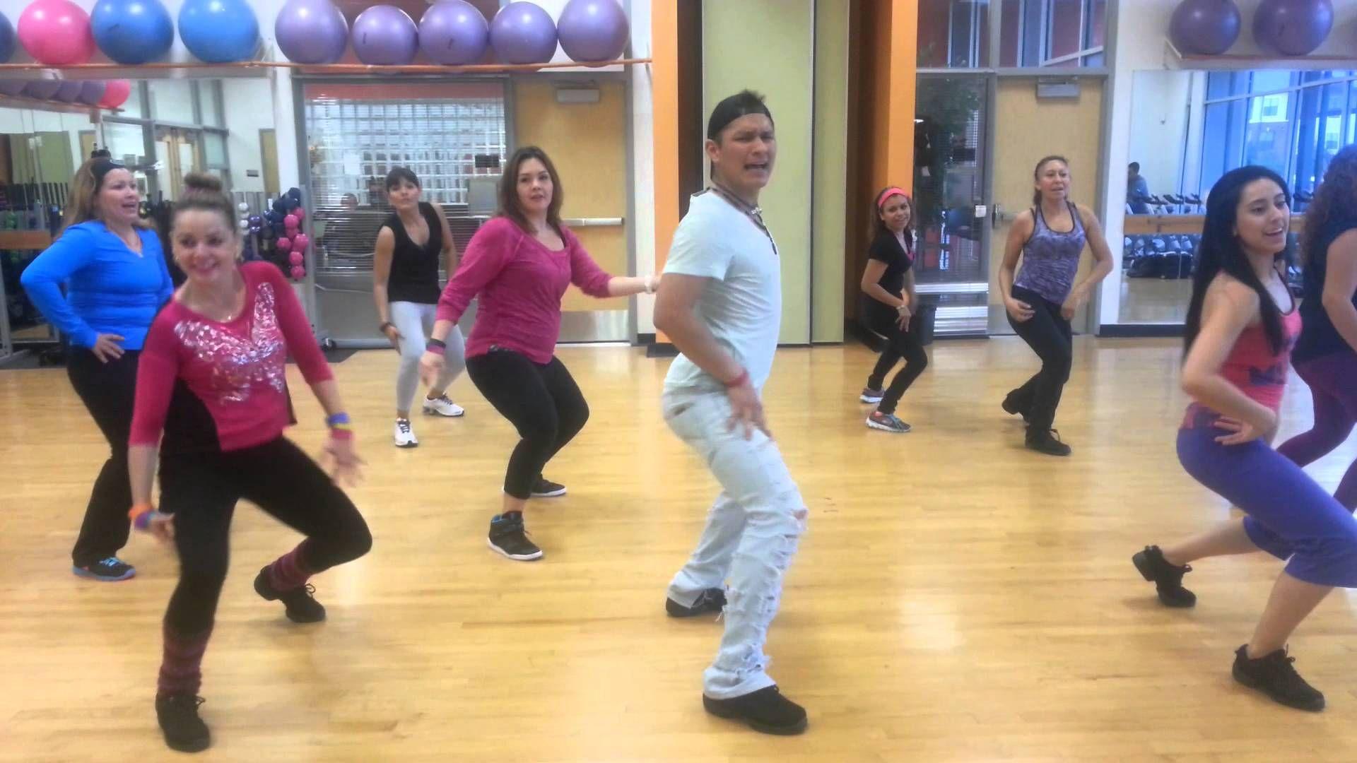 Rumba Tony Bachata Darte Un Beso Zumba Videos Zumba Workout Zumba Routines