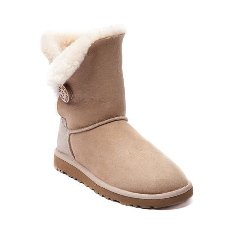 Shop for Womens UGG® Bailey Button Boot in Sand at Journeys Shoes. Shop  today