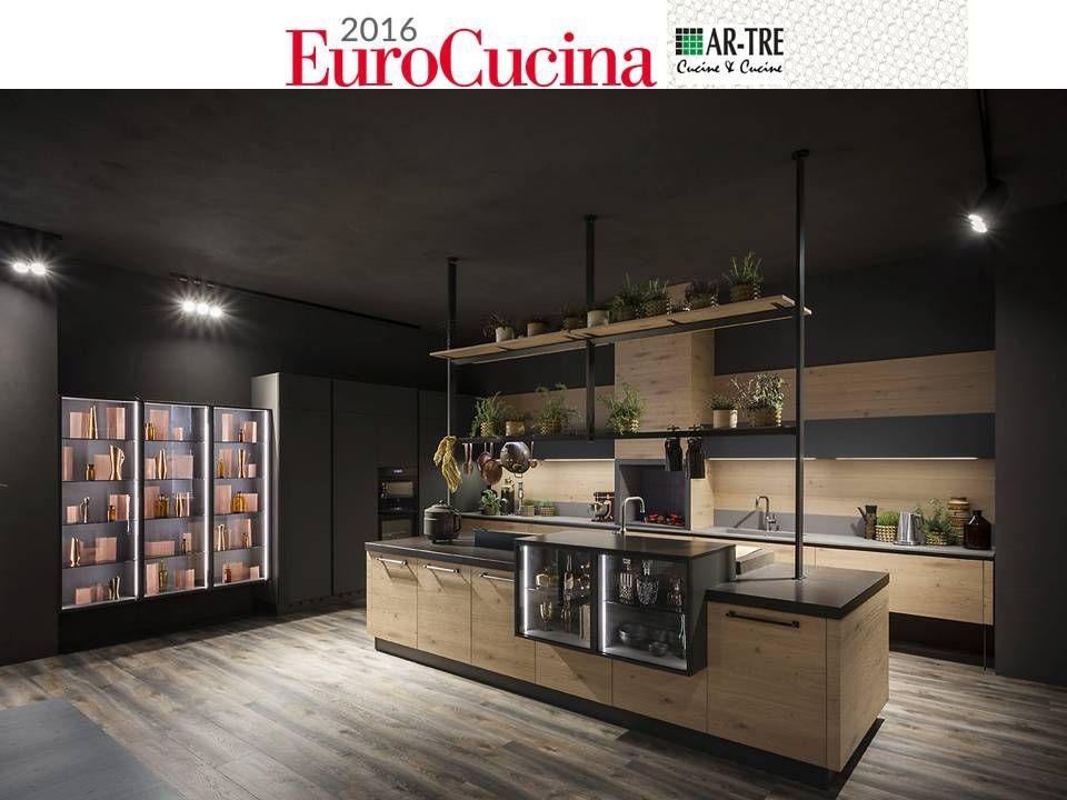 Znalezione obrazy dla zapytania ar tre cucine black | kitchen ...