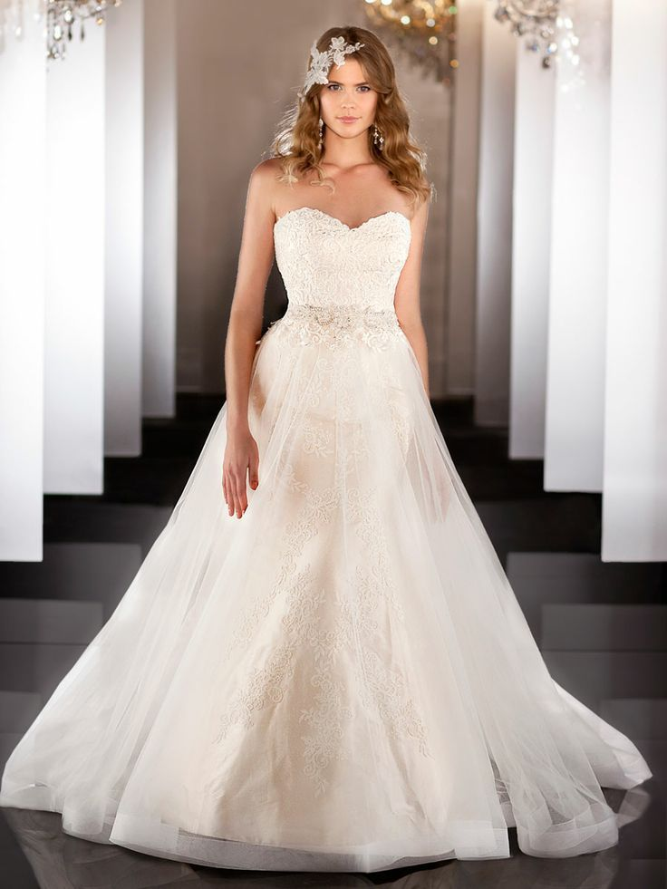 30++ Sweetheart lace wedding dresses for sale info