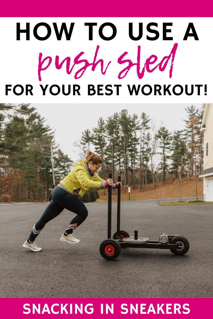 Ever see those sleds at the gym? Find out how to use a push sled for an amazing workout! You can buy...