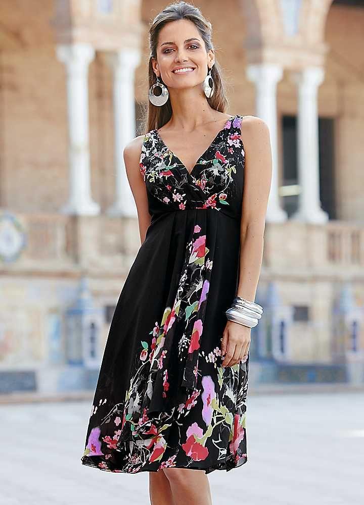 a0597301ce4 Together Waterfall Dress - Flirty and feminine