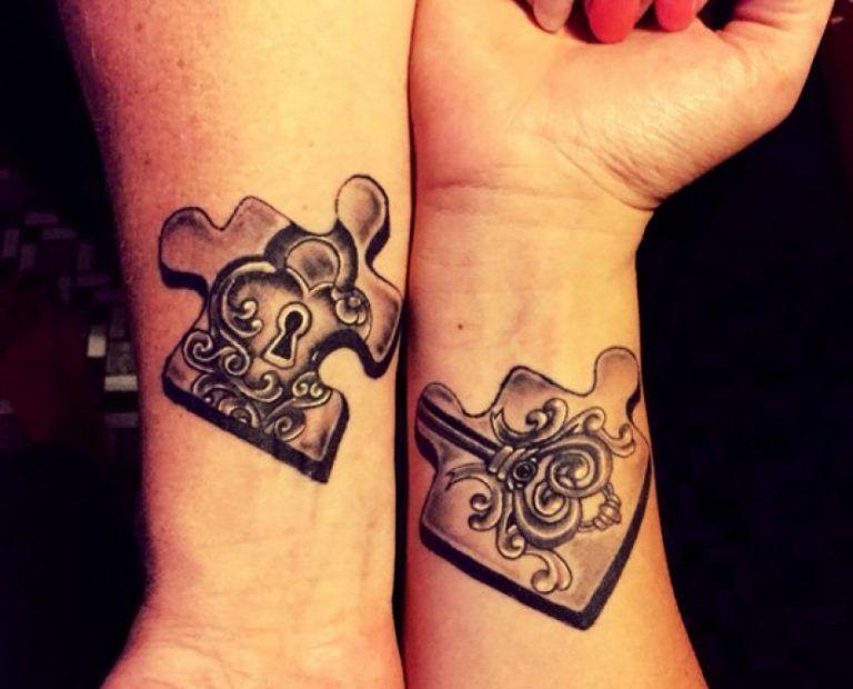 Descubre Los Tatuajes Para Hacerse En Pareja Más Originales Ideas