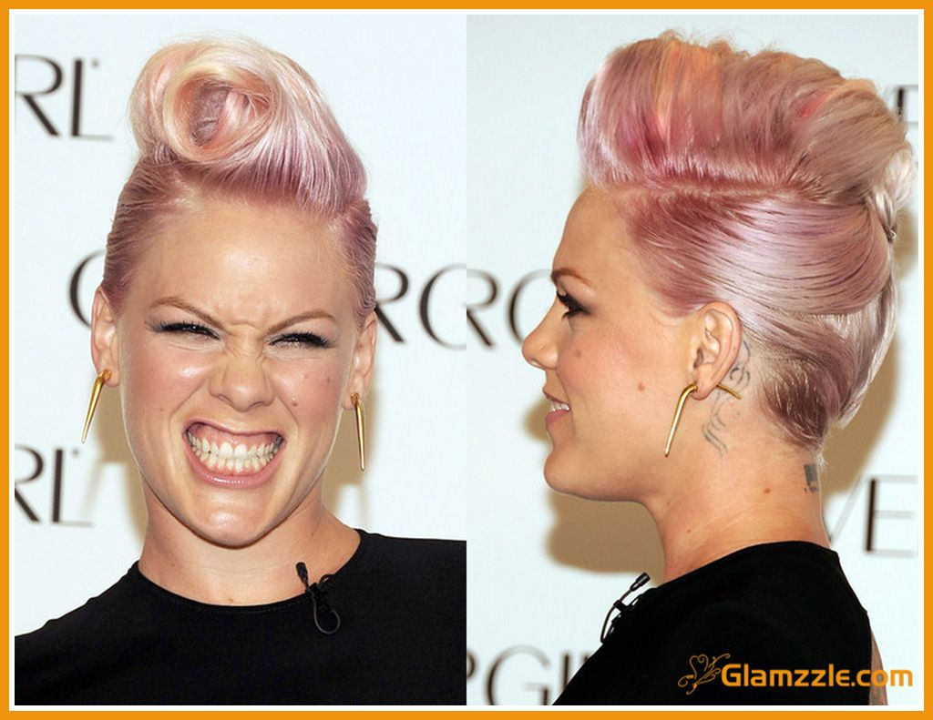Pinks Hair Style: Image Detail For -Pop Star Singer Pink Latest Brand