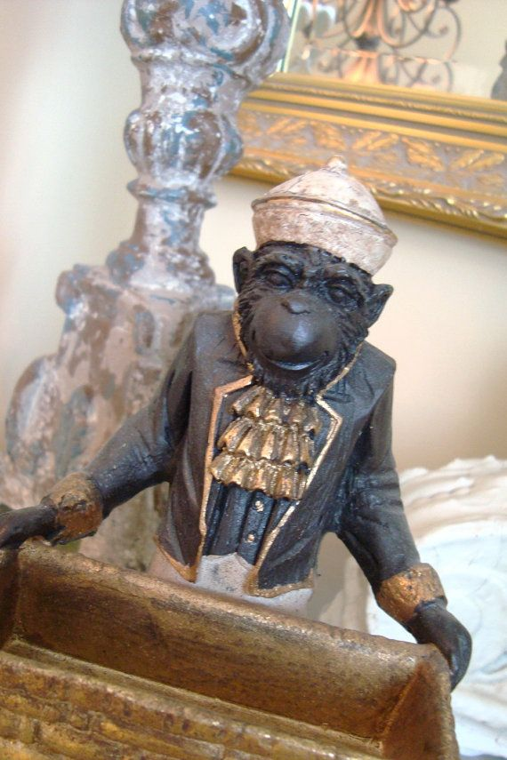 Fab Monkey Business Card Holder by edithandevelyn on Etsy, $24.50 ...