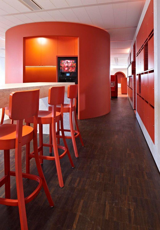 M+R Interior Architecture, oficinas CTAC