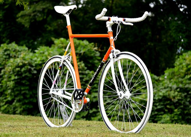 Eddy Merckx UMX-S Single Speed #bicycle