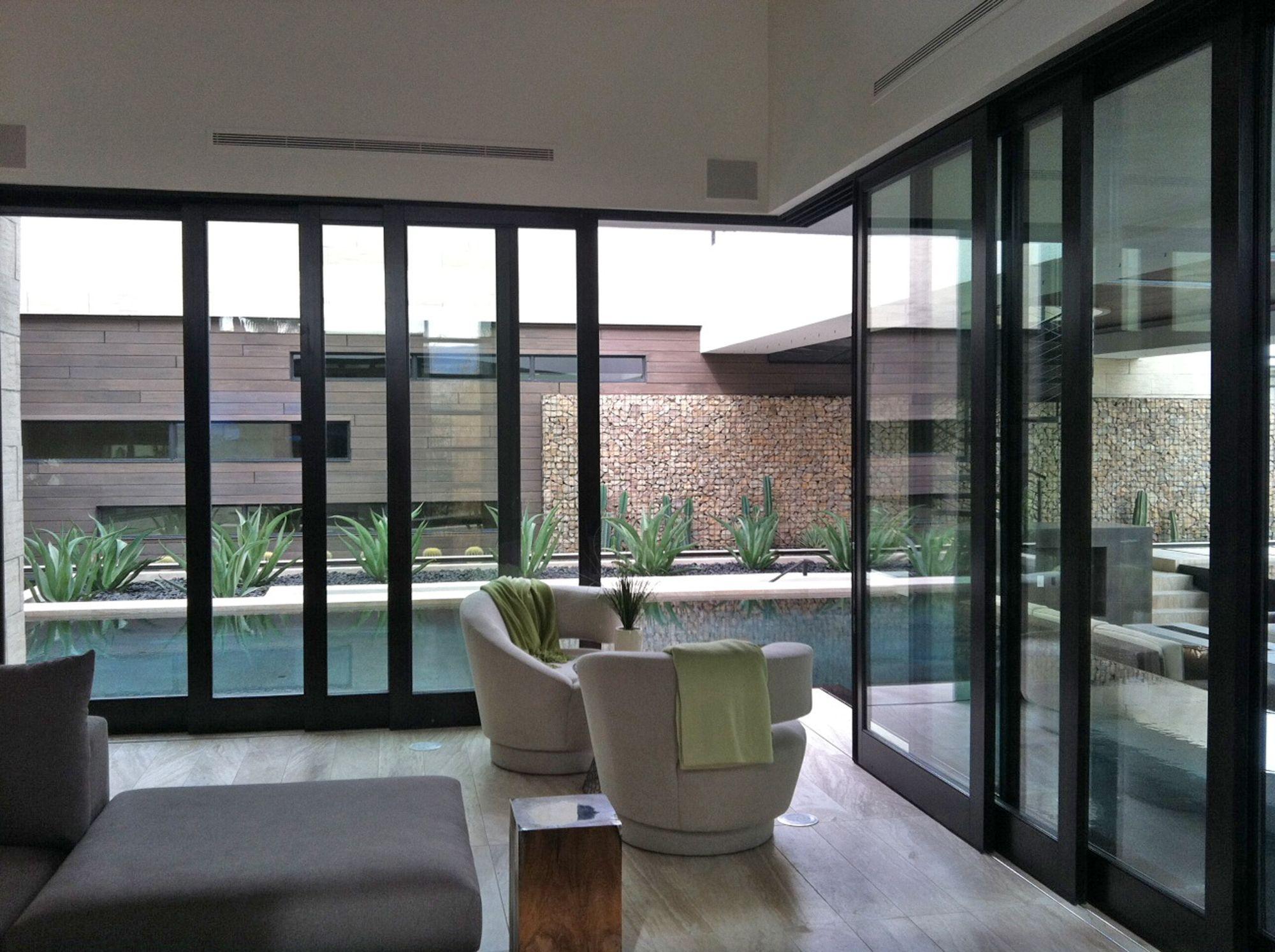 90 Degree Sierra Pacific Multi Slide Pocketing Doors Windows And Doors Sliding Patio Doors Sliding Glass Door