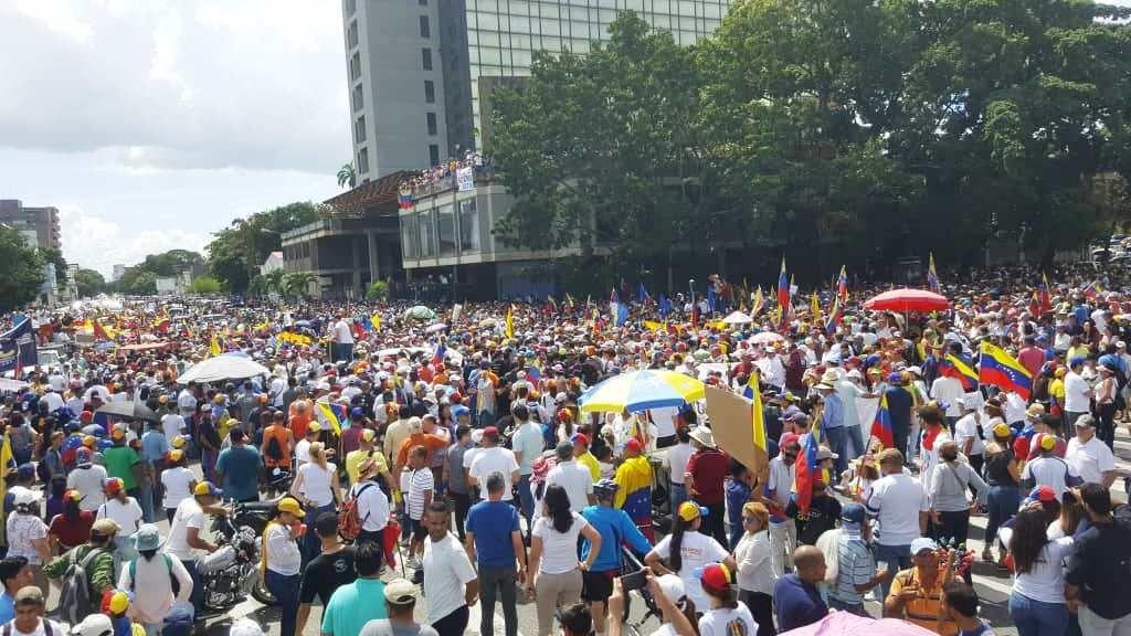 Valencia Y Otras Ciudades Del País Protestaron Contra Gobierno De Maduro Noticias24carabobo Regiones Valencia Ciudades San Diego