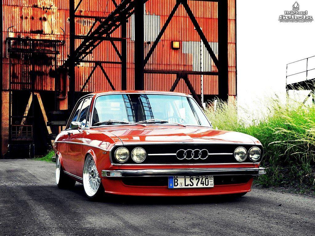 Awesome Red Audi LSA Pics Retro Rides Audi - Vintage audi cars