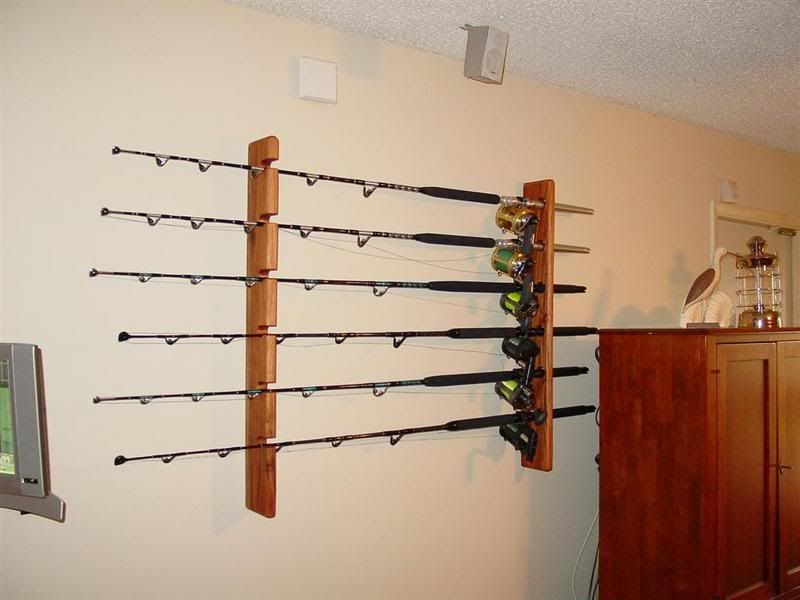 Rod Rack Plans - The Hull Truth - Boating and Fishing ...