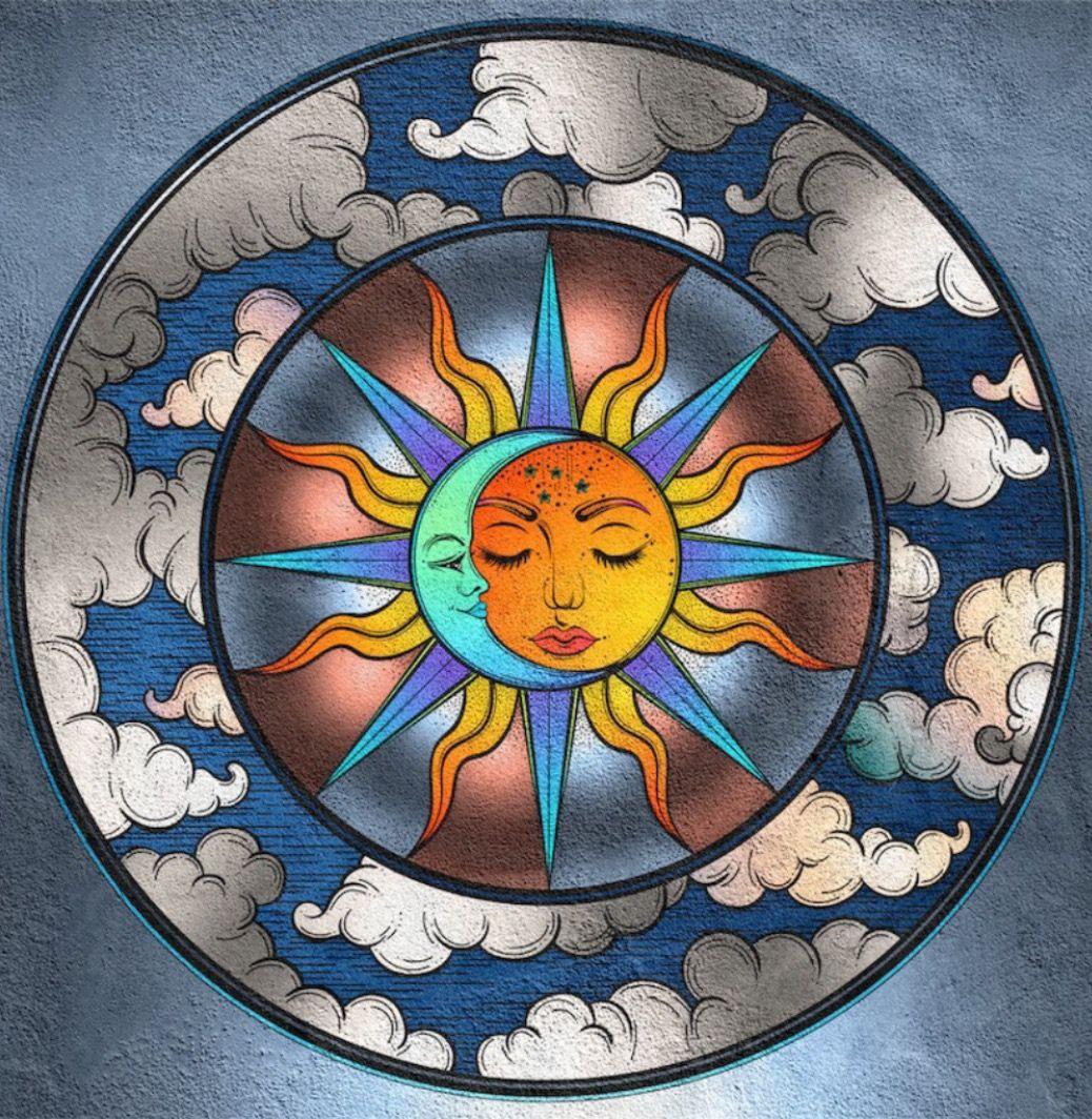 Intramontabili Sole e Luna Ispirazioni da sempre di Danber ...