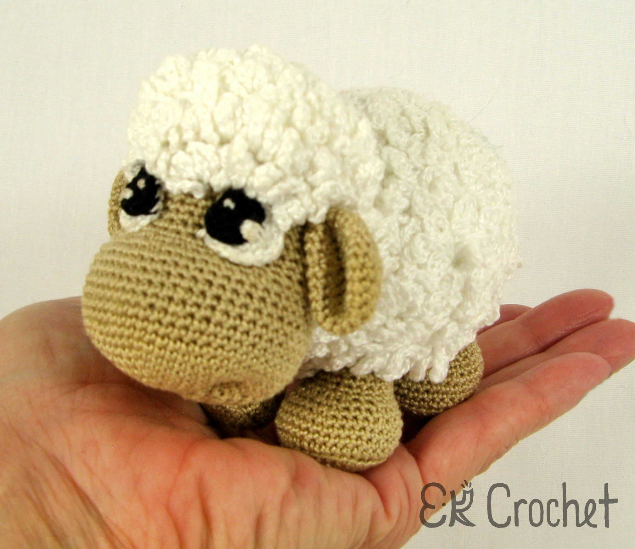 My Tiniest Sheep Yetpattern By Havva Designs Crochet Animals