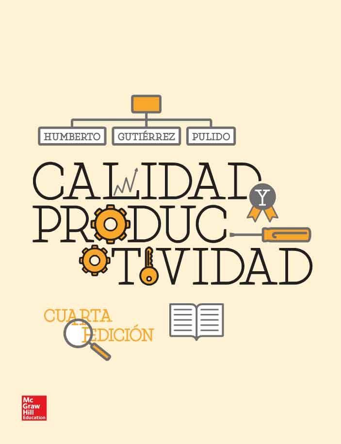 Calidad Total Y Productividad Humberto Gutierrez Pulido Pdf