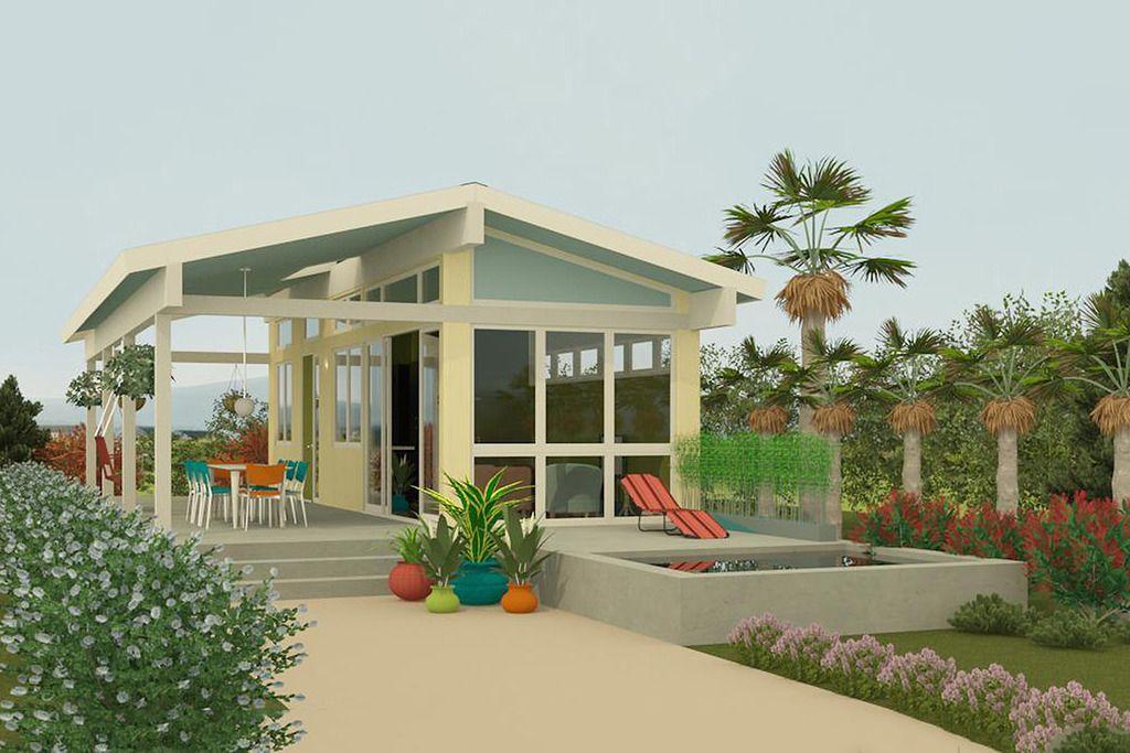 21 DIY Tiny House Plans [Blueprints] | Cottage style house plans ...
