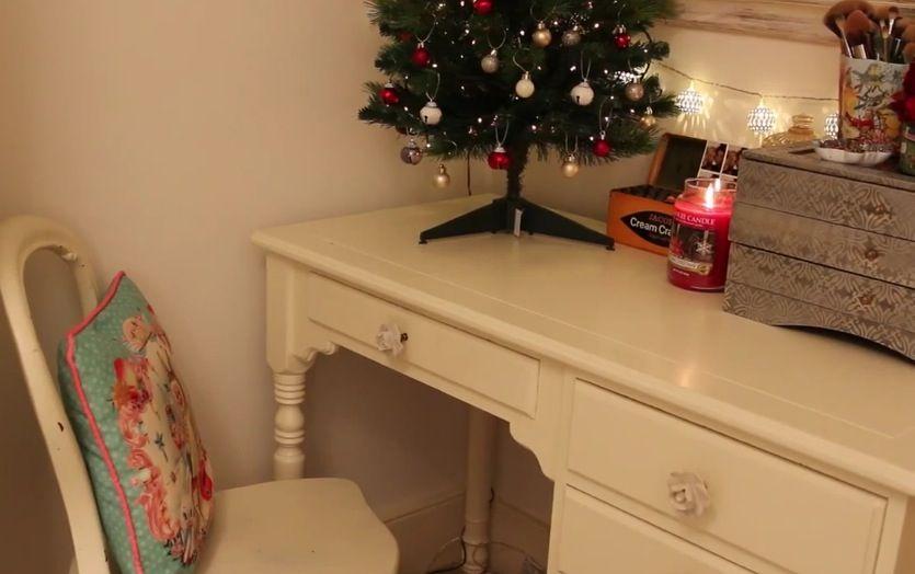 Christmas bedroom inspiration Zoella Home