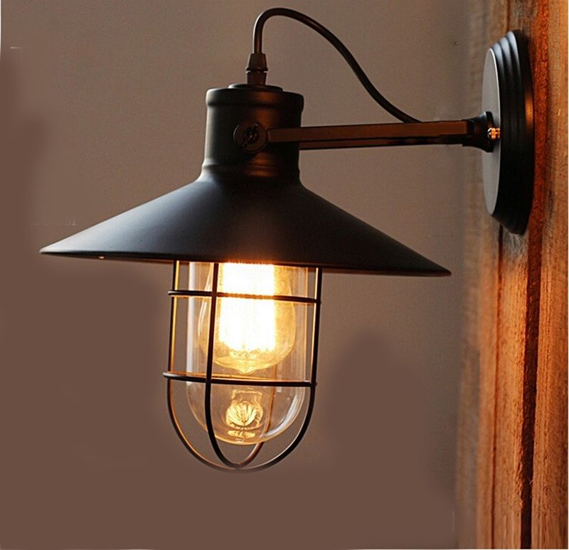 Led lamp retro wireless wall lamps fungsten light lustre bulb led lamp retro wireless wall lamps fungsten light lustre bulb pendant lights lampshade vintage lamp mozeypictures Choice Image