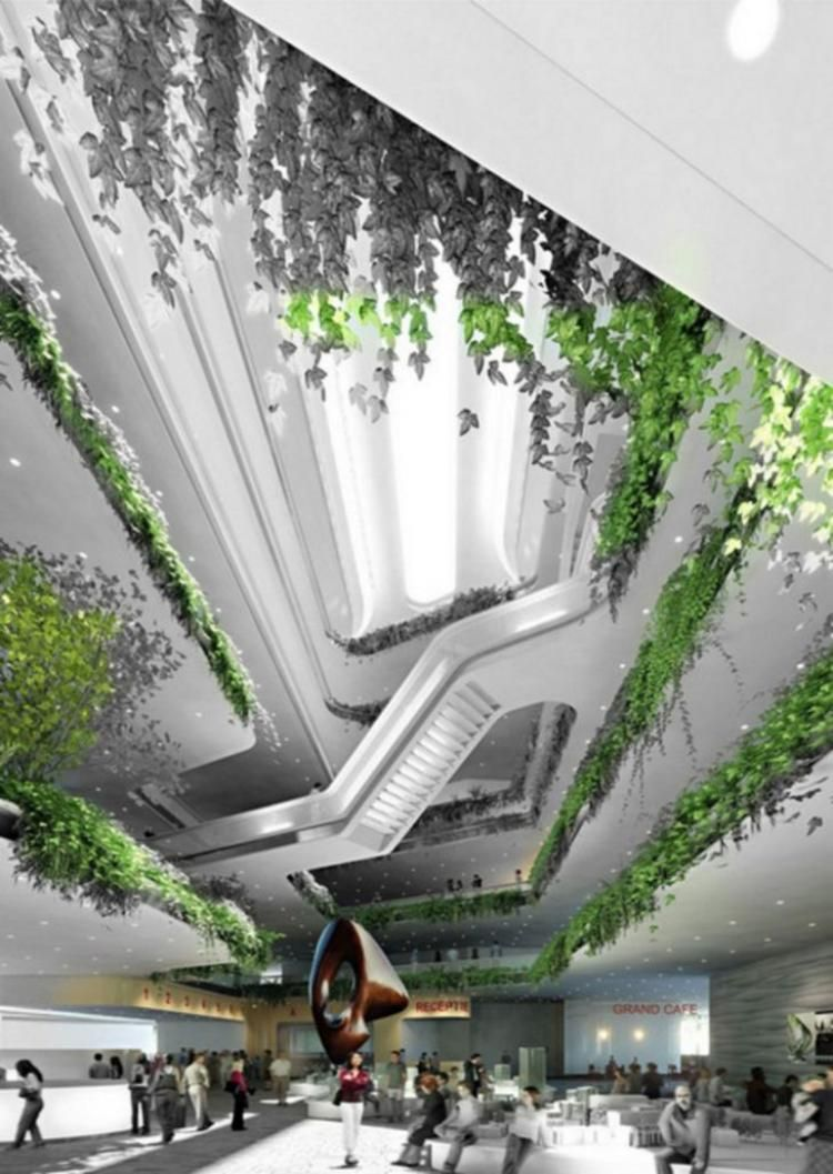 30+ Amazing Futuristic Architecture That Can Inspire you